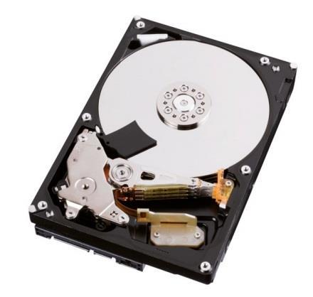 Internal HDD Toshiba 3.5'' 6TB SATA3 7200RPM 128MB