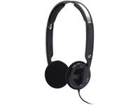 SENNHEISER PX 100 II black (černá) sluchátka tip mušle