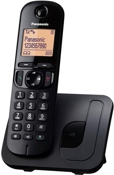 Panasonic KX-TGC210FXB bezdrátový telefon