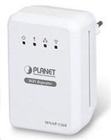 PLANET WNAP-1260 Univerzální WiFi repeater/travel router, 300M b/g/n, 1x 10/100 LAN