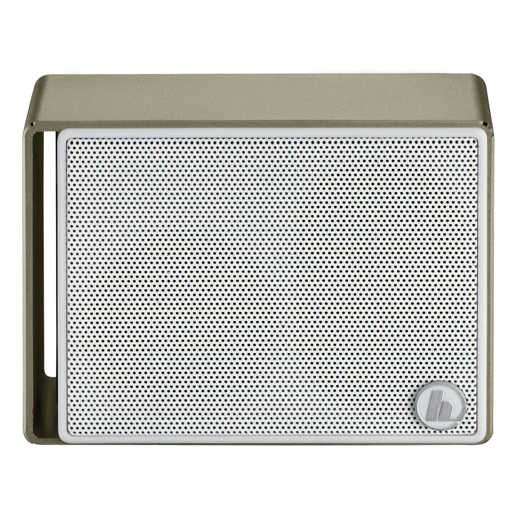 Hama Pocket Steel Mobile Bluetooth® Loudspeaker, gold