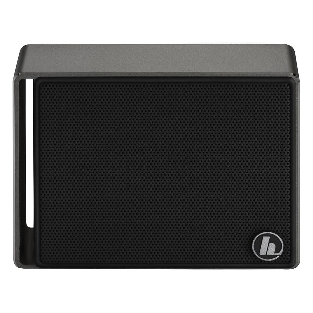 Hama Pocket Steel Mobile Bluetooth® Loudspeaker, anthracite