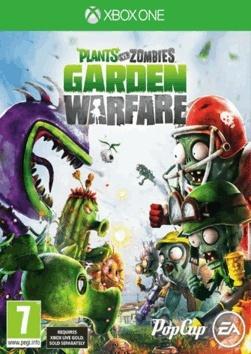 XONE - Plants vs. Zombies: Garden Warfare
