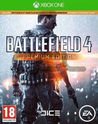 XONE - Battlefield 4 Premium Edition