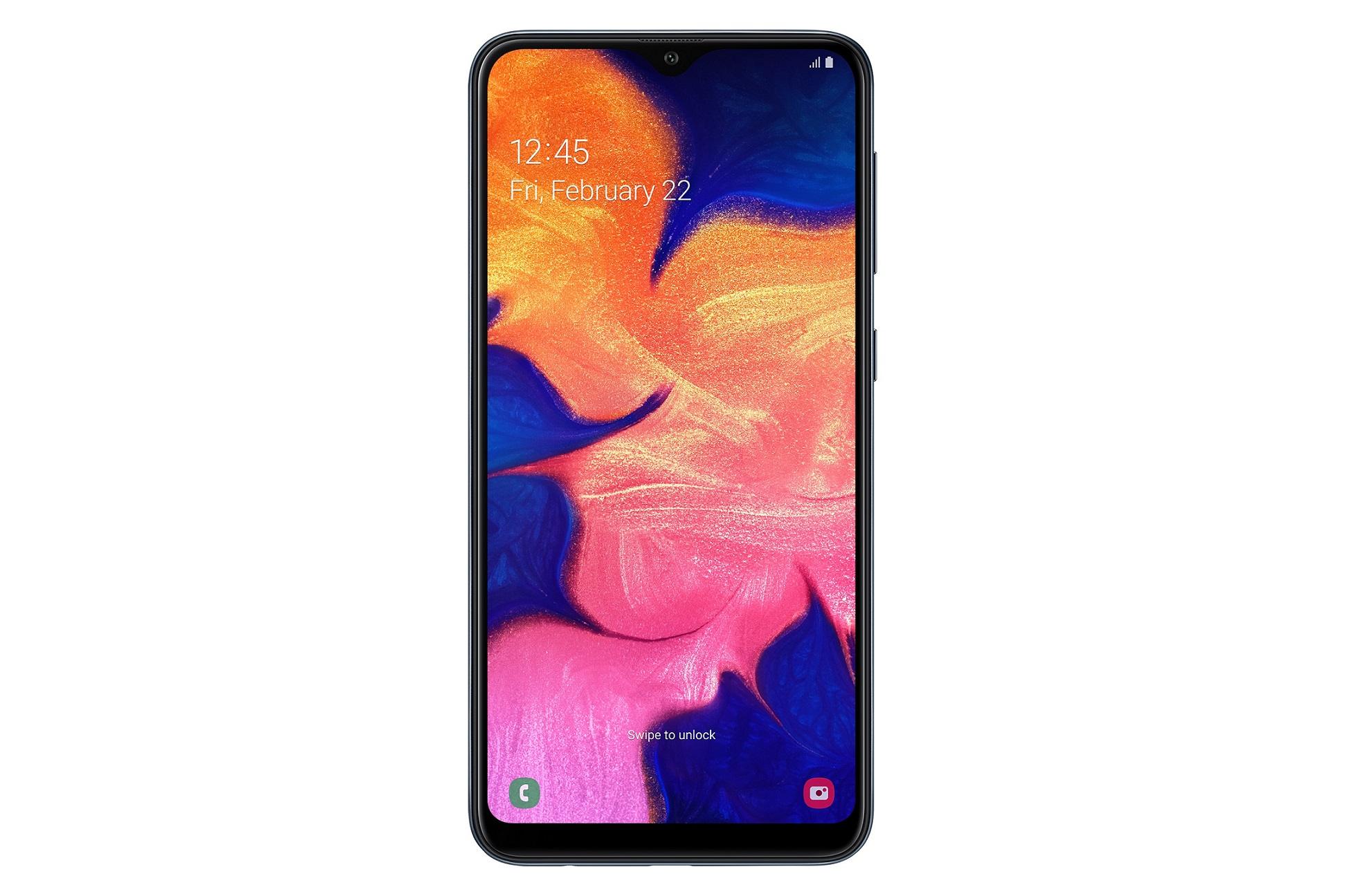 Samsung Galaxy A10 SM-A105, Black