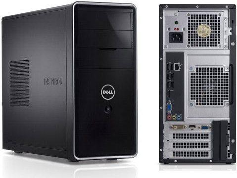 Dell Inspiron 3847 MT i7-4790/16/2T/GT705/W8P/3NBD