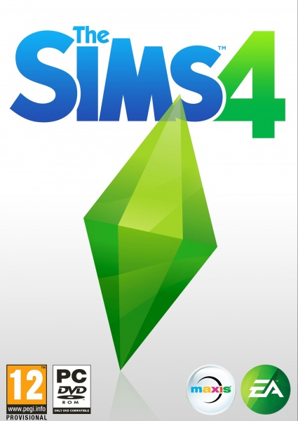 PC CD - The Sims 4