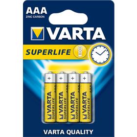 R03 4BL AAA Superlife Zn VARTA
