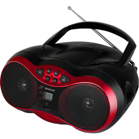 SPT 233 RADIO S CD/MP3/USB SENCOR