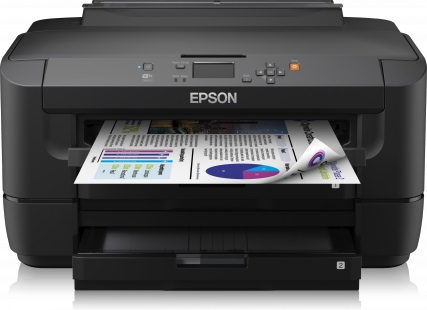 EPSON WorkForce WF-7110DTW - A3+/32-20ppm/4ink/USB/LAN/WiFi/Duplex