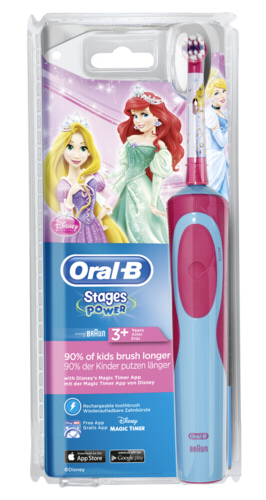 Braun Oral-B Stages Power Princess cls