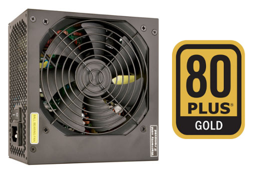 Fortron FSP650-80EGN 80PLUS GOLD, black, bulk 650W