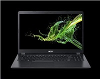 "Acer Aspire 3 (A315-54K-33LA) Core i3-7020U/4GB+N/256GB SSD/15.6""matný/HD Graphics/W10 Home/Black"