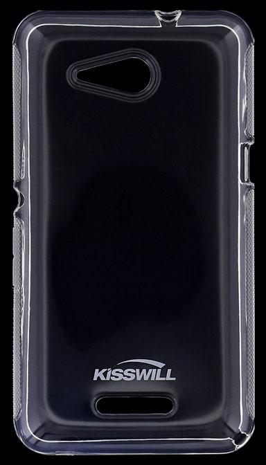 Kisswill TPU Pouzdro Transparent pro Xperia E4g