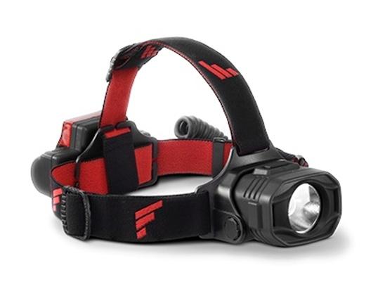 Favour H0717 LED nabíjecí čelová svítilna 1000lm