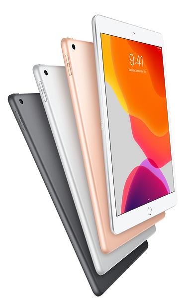Apple iPad 7 10,2'' Wi-Fi 32GB - Silver