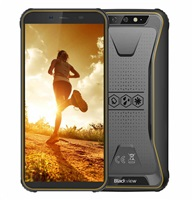 "iGET Blackview GBV5500 Pro Yellow odolný telefon, 5,5"" HD, 3GB+16GB, DualSIM, 4G, 4400mAh, NFC"