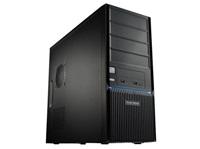 CoolerMaster case miditower CMP 350, ATX, 500W 12cm fan, PFC, USB3.0, black