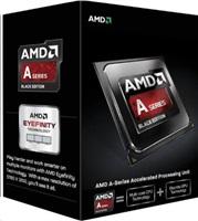 AMD cpu A10-7870K X4 Box FM2+ (3.9GHz, turbo 4.1GHz, 4MB cache, 95W, 4x jádro, 4x vlákno)