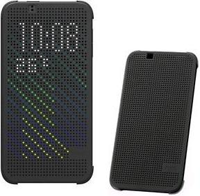 HTC HC M180 Dot Folio Pouzdro Black pro Desire 626