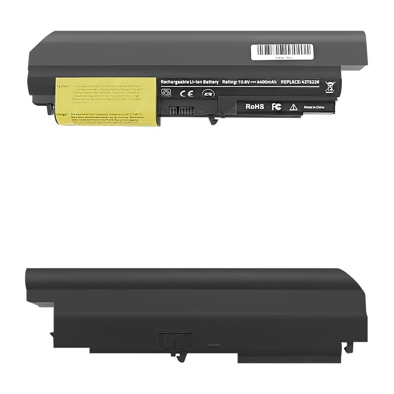 Qoltec Long Life Notebook Battery - Lenovo IBM T61P | 4400mAh | 11.1V