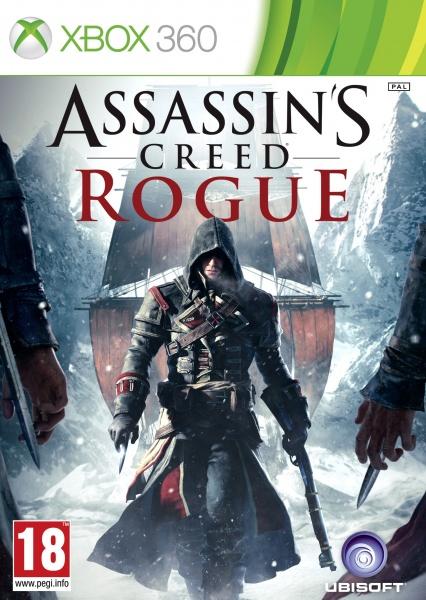 X360 - Assassins Creed: Rogue
