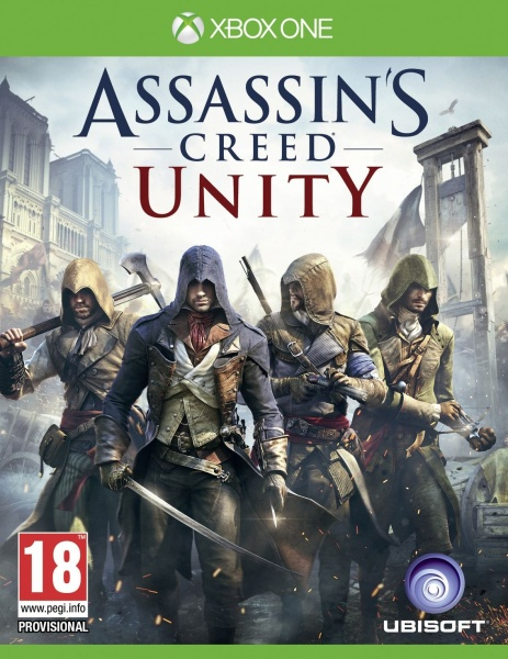 XONE - Assassin's Creed: Unity