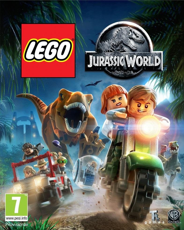 PC - LEGO Jurassic World