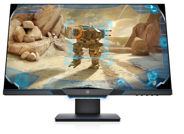 "LCD HP TN HP 25mx Omnitrix LED backlight AG; 25"" matný; 1920x1080; 1M:1; 4000cd; 1ms; HDMI; black"