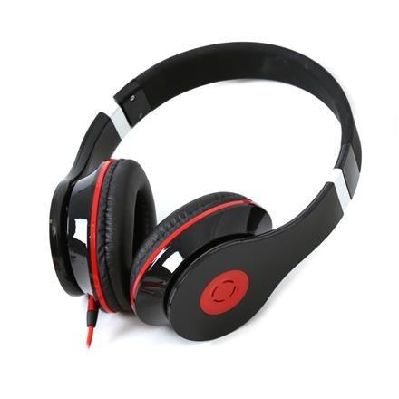 Freestyle hi-fi stereo headset s mikrofonem FH4005 černý + adapter 1-2