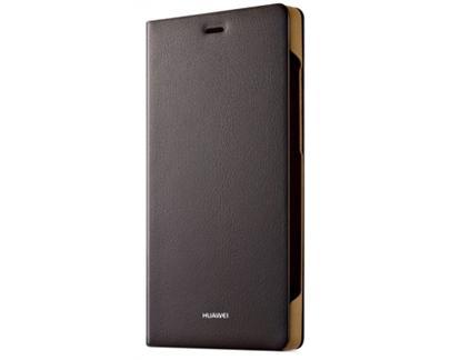 Huawei Original Folio Pouzdro Brown pro P8 Lite