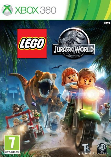 X360 - Lego Jurassic World