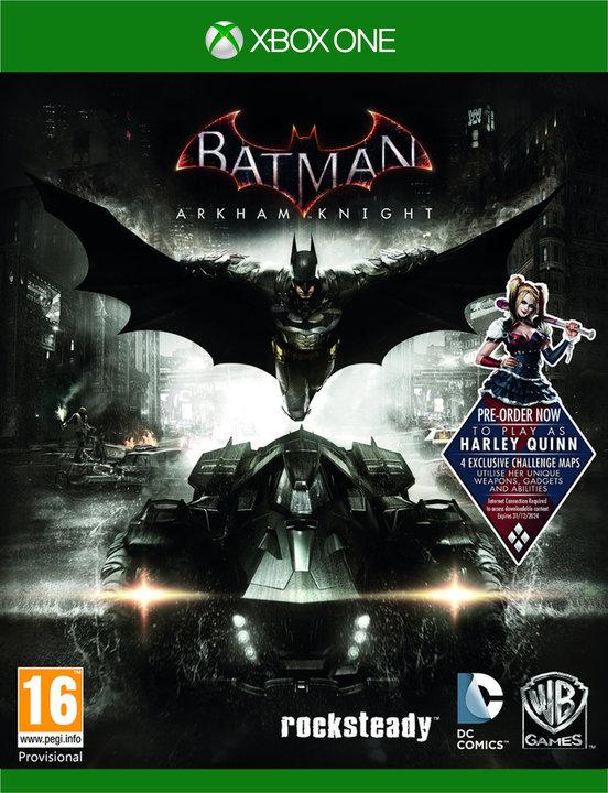 XOne - BATMAN: ARKHAM KNIGHT