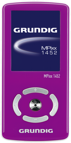 Grundig Mpixx 1452 4GB Purple