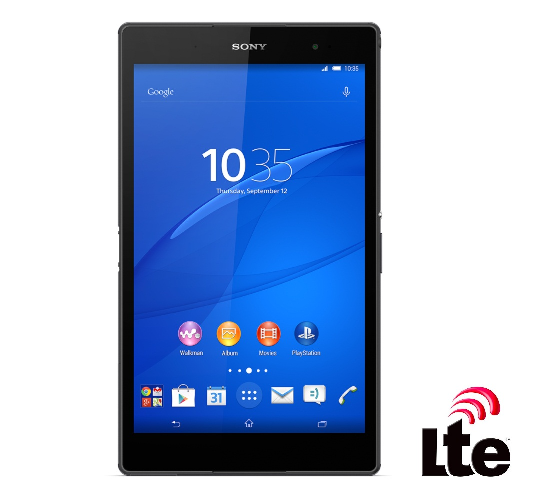 Sony SGP621 Xperia Z3 Compact Tablet LTE Black