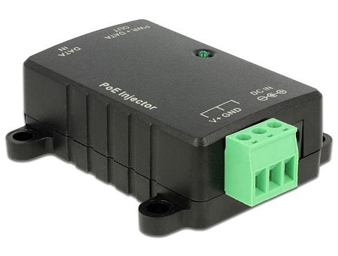 Delock Gigabit PoE+ Injector 802.3at