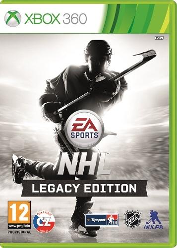 X360 - NHL 16: legacy edition