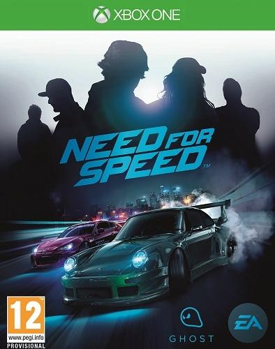 XONE - Need For Speed 2016