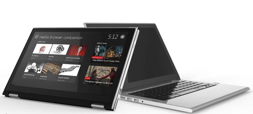 Dell Inspiron 13z 7348 HD Touch i3-5010U/4GB/500GB/HDMI/WIFI/BT/MCR/W8Pro/3RNB