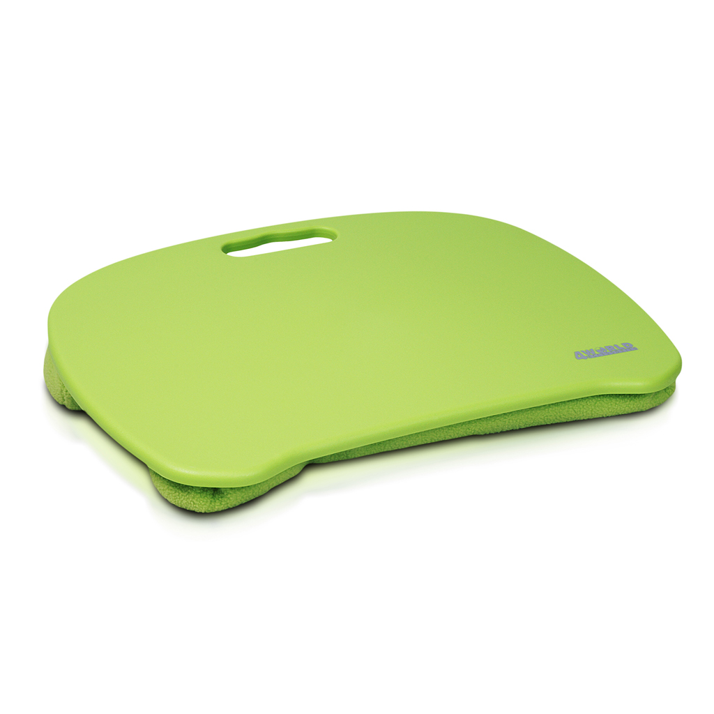 4W Podložka pod notebook Green