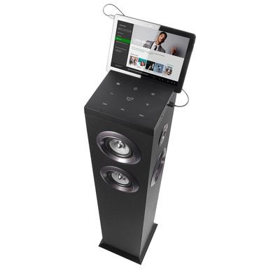ENERGY Tower 8 Bluetooth, audio systém 2.1, 100W, USB, SD/SDHC/MMC, 3.5mm vstup, Bluetooth, dotykový LCD panel