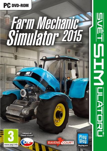 PC - SIM: FARM MECHANIC SIMULATOR 2015