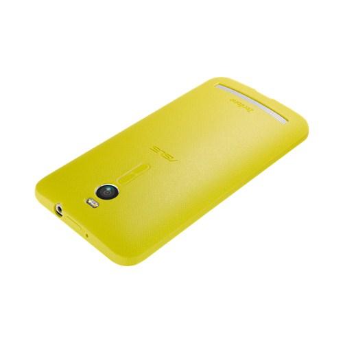ZenFone 2 Bumper Case pro ZE551ML, žlutý