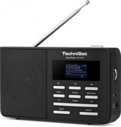 Rádio TechniSat DigitRadio 210 IR