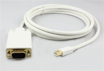PremiumCord Mini DisplayPort - VGA kabel M/M 2m