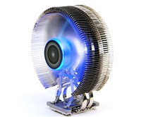 Chladič Zalman CNPS9800 MAX PWM 120mm Blue LED Fan