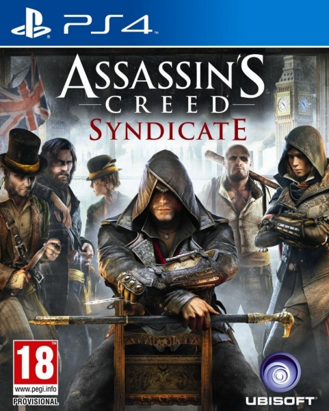 PS4 - Assassin's Creed Syndicate: Special Ed.