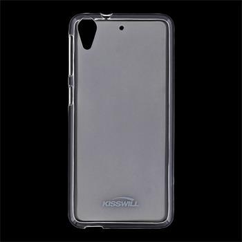 Kisswill TPU Pouzdro Transparen pro HTC Desire 626