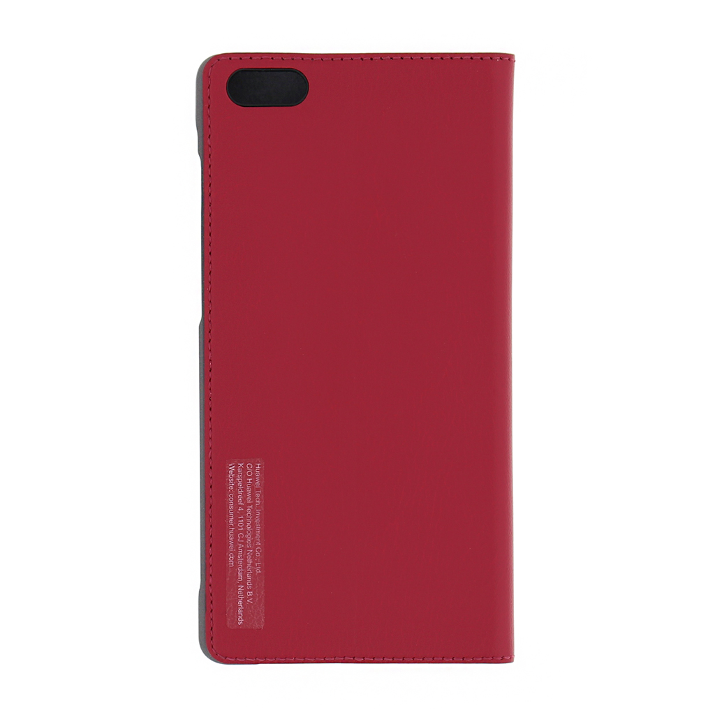 Huawei Original Folio Pouzdro Red pro P8 Lite