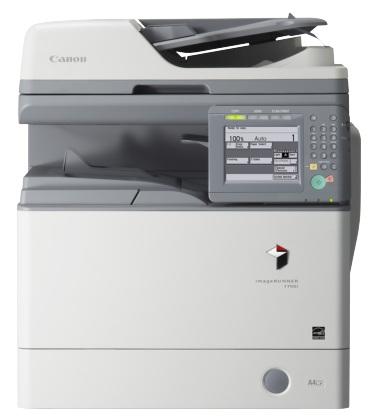 Canon imageRUNNER 1435iF - PSCF/A4/DADF/LAN/Send/duplex/PCL/PS3/zásobníky500listů/35ppm
